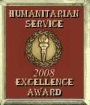 Humanitarian Service Excellence Award from Surflocal USA