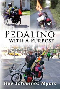 Pedaling With A Purpose front cover thumbnail