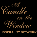A Candle In The Window Christian Hospitality Nectwork